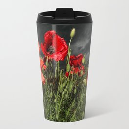 Royal Marine Remembrance Metal Travel Mug