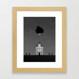 The Rats in the Walls Framed Art Print