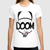 doom T-shirts featuring DOOM by Oddworld Art