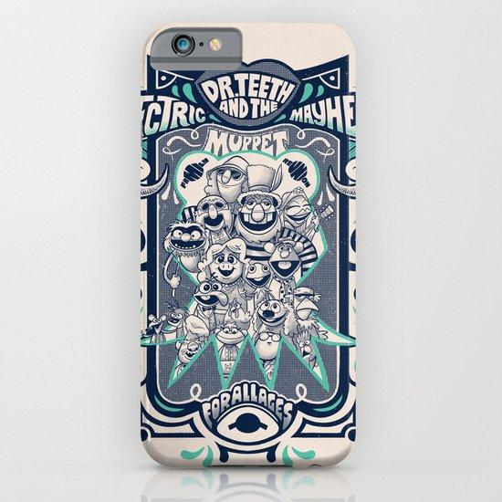 Reunion Tour iPhone & iPod Case