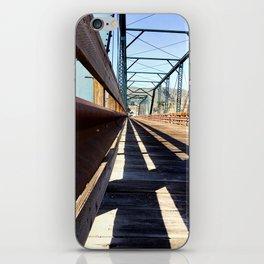 I'm on the Edge iPhone Skin