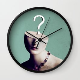 Doubt Wall Clock