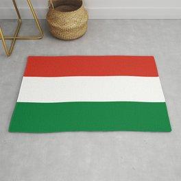 Flag: Hungary Rug