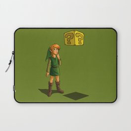 What Do I Do With This? (Part 1) Laptop Sleeve