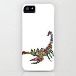 Scorpion iPhone Case