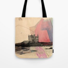 Castle's In The Air Tote Bag