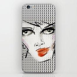 X/O iPhone Skin