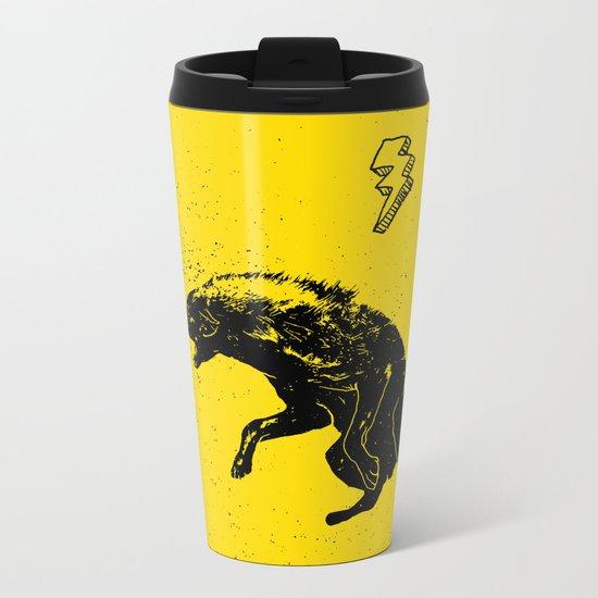 hiena Metal Travel Mug