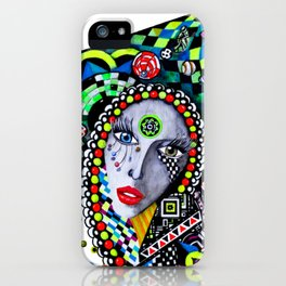 SERPENTINA COLORIDA iPhone Case