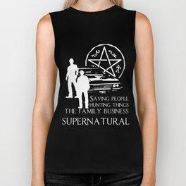 Supernatural  Biker Tank