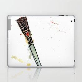 love brush Laptop & iPad Skin