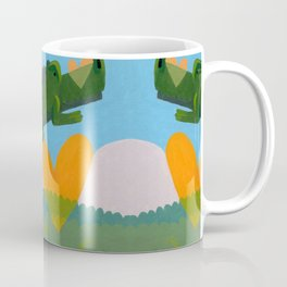 alligator love forever loop Coffee Mug
