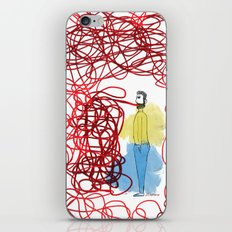 Something hard to say iPhone & iPod Skin