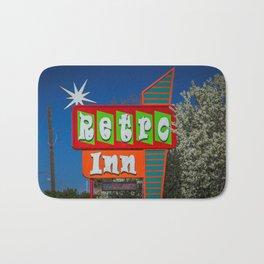 Retro Inn Bath Mat