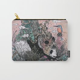 Land of the Sleeping Giant Carry-All Pouch
