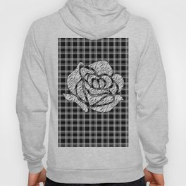 Quilting rose 1 Hoody