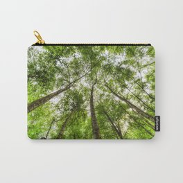 The Ancient Tree Canopy Carry-All Pouch