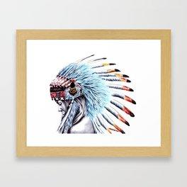 Indian Part 2 Framed Art Print