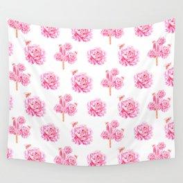 Rose Pop Wall Tapestry