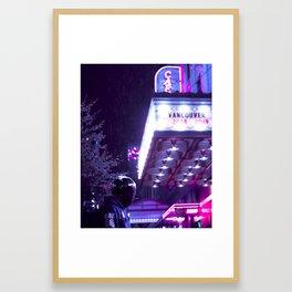 pylot Framed Art Print