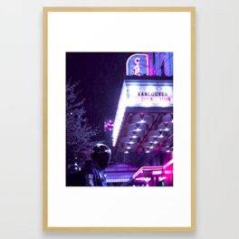pylot Framed Art Print