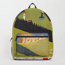 Alto Adige South Tyrol Backpack