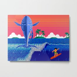 Maui  Dreams Metal Print