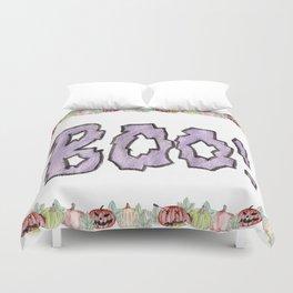 BOO! Duvet Cover