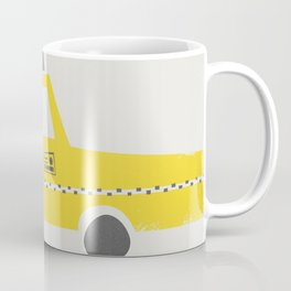 New York Taxicab Coffee Mug