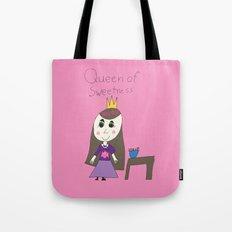 QUEEN OF SWEETNESS Tote Bag