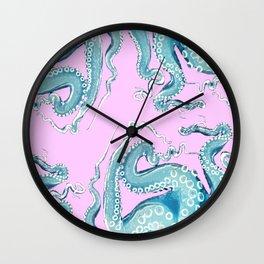 Triffids Wall Clock