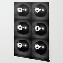 Dark 8 Ball Wallpaper