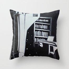 Shuttle Throw Pillow