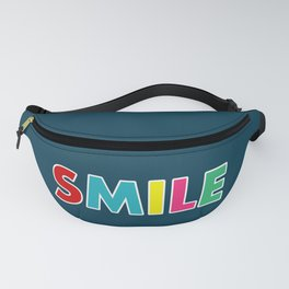 Smile Fanny Pack