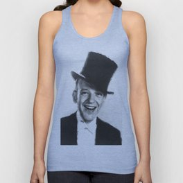 Fred Astaire, Legend Unisex Tank Top
