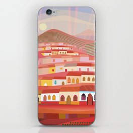 Afternoon in Guatemala iPhone Skin