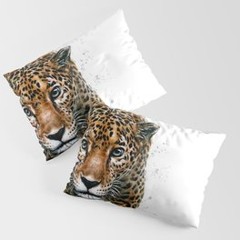 Jaguar Pillow Sham
