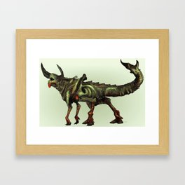 Kaiceph Framed Art Print