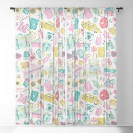 Getaway Sheer Curtain