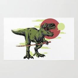 Tyrannosaurus Rug