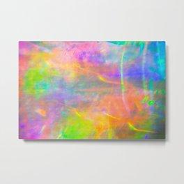Prisms Play of Light 2 Metal Print