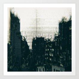 decomposed Art Print
