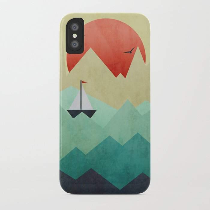 Ocean Adventure iPhone Case