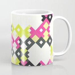 Random rhombuses Coffee Mug