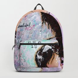 Strength & Dignity Backpack