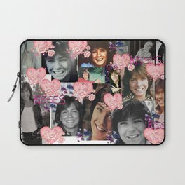 David Cassidy - Butterfly Kisses N Hearts Laptop Sleeve