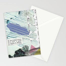 Art Training Stationery Cards