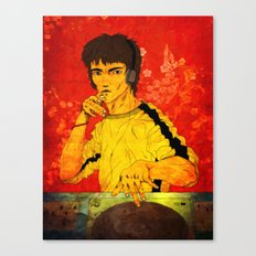 DJ Lee Canvas Print