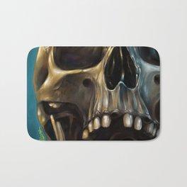 Skull 4 Bath Mat