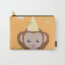 Party Monkey Carry-All Pouch